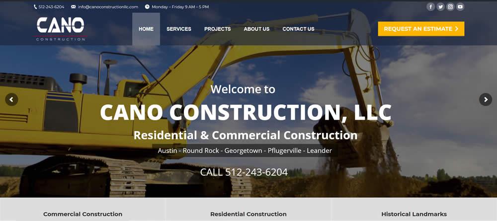 Austin Commercial Construction - Cano Construction