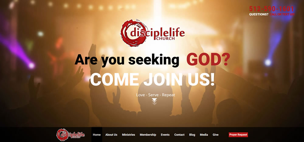 Disciplelife Church Pflugerville, TX